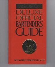 Vintage Old Mr Boston Bartender'S Guide~1979 Edition