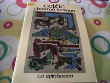 Celtic Charted Designs by Co Spinhoven (Paperback, 1987)