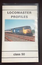 Locomaster profiles Class 50  (VHS) Railway Video