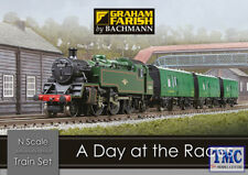 370-185 Graham Farish N Gauge A Day at the Races Train Set