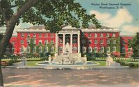 Postcard Walter Reed General Hospital Washington DC
