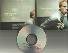 TEDDY THOMPSON Wake up RADIO EDIT USA PROMO DJ CD single JOE HENRY Prod Richard