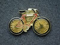 VINTAGE METAL PIN   2 WHEELER BICYCLE