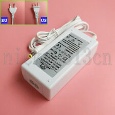 5Pcs DC 12V 3A 36W Transformer Power Supply Switch Adapter White IP20 Indoor Use