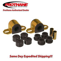 Prothane Cherokee Comanche Front Blck Bar Bushing Bushing Kit 25mm Bar 1-1104-BL