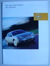 Prospekt Opel Vectra C Zubehör, 4.2002, 16 Seiten