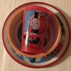Thomas+The+Tank+Engine+And+Friends+Dish+Set-plate%2Fcup%2Fbowl
