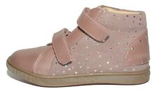 Babybotte Girls Aublada Suede & Leather Rose Paillete Boots UK 9 EU 27 US 9.5