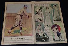 1932 - BUCK WALTERS - MONTREAL ROYALS - LA PRESSE - BASEBALL - PHOTO