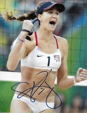 *KERRI WALSH JENNINGS*SIGNED*AUTOGRAPHED*PHOTO*TEAM USA*OLYMPICS*COA*PROOF*