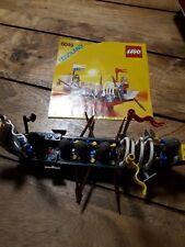 Lego 6049 dragón Boot dragon boat completo sin OVP con instrucciones