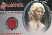 Battlestar Galactica Season Two Number Six Costume Card CC21