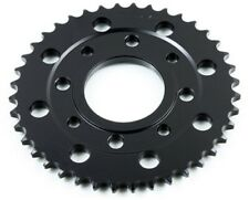 JT Sprockets 428 Steel Rear Sprocket 40T Black JTR269.40 Natural 24-8718 40