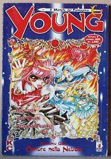 Young il mensile del fantastico 9 - gennaio 1995 - rayearth - 3x3 occhi -