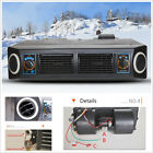Universal Underdash AC Evaporator 12V Cooling Air Conditioner Compressor Kit photo