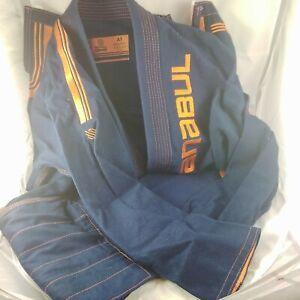 Sanabul Core MMA BJJ gi size A1 Kimono and pants EUC