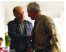 Matt Craven & Kurtwood Smith Resurrection Dual Autograph 8x10 Photo PSA DNA COA
