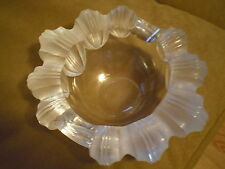 Lalique Athena Coupe Bowl Dish Ashtray Very Rare And Discontinued