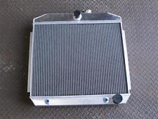 1955 1956 1957 Chevy 150 210 Aluminum Radiator 3 Row Core 55 56 57