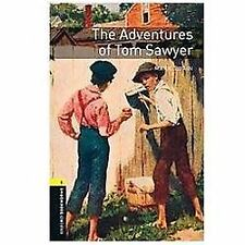 Oxford Bookworms: The Adventures of Tom Sawyer by Mark Twain (2007, Paperback)