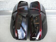 Schwarze Rückleuchten Lasierung / Lasur Ihrer Nissan Navara D40 Rückleuchten!TOP