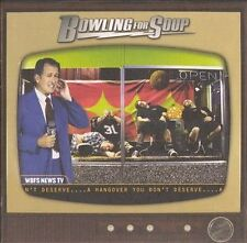 Bowling for Soup-A Hangover You Don't Deserve  CD NEW
