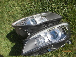 BMW F01 F02 OEM HEADLIGHT 750Li 760Li 750i 760i 750 B7