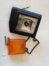 ISUZU GENUINE COMPLETE TURN INDICATOR LAMP LENS ASSY LH 5-82220021-4