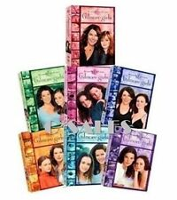 Gilmore Girls Complete Series ~ Season 1-7 (1 2 3 4 5 6 & 7) NEW 42-DISC DVD SET
