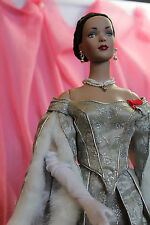 """Silver Faberge Alexandra GOWN clothes dress custom jewelry fit 15-16"""" doll Tyler"""