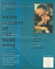 "(HFBK5) POSTER/ADVERT 13X11"" KEITH JARRET AT THE BLUE NOTE"