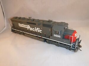 Athearn R-T-R HO Southern Pacific SP EMD SD45 Speed Ltrg #8698 DCC-Econami Sound