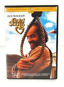 Goin' South (DVD, 1978) Jack Nicholson Region 4 Free Postage