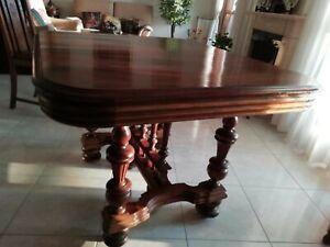 Tavoli D Antiquariato Dalla Francia Acquisti Online Su Ebay
