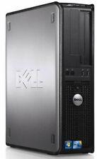 PC Desktop DELL Optiplex 380 - Core 2 Duo E7500 2,93 Ghz - 4GB RAM - 250 GB HDD