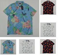 NWT Men's Tommy Hilfiger Short-Sleeve Buttonless Polo Shirt XS S M L XL 3XL