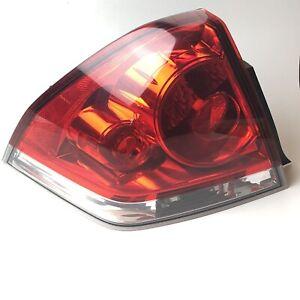 Original OEM 2014 Chevy Impala LTZ Limited Left Drivers Side Tail Light 25971597