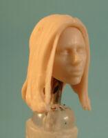 "FH012 Custom Cast Female head use with 3.75"" GI Joe Star Wars Marvel figures"