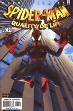 Spider-Man: Quality of Life #2 of 4 (Aug 2002) - Lizard - limited series