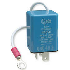 GROTE 44890 Electronic LED Flasher, 3 Terminal