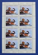 Canada (AWC04) 1998 Atlantic Waterfowl Celebration Stamp Sheet (MNH)