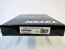 """New White Water Tiffen 4x5.65"""" ND 0.3 Glass Filter ND3 Filters W45650ND3"""