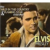 Elvis Presley - Wild in the Country & Flaming Star Sessions (2012)