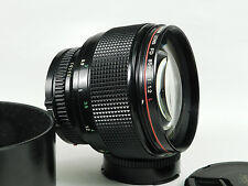 Canon FD 85mm 1.2 L Portrait-Teleobjektiv vom Fachhändler Top
