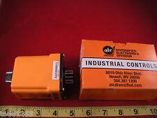 ATC TDD120AKA200 Time Delay Relay Supply 120v ac/dc TDD 120 AKA 200 New Nos