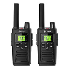 Cobra Rx385 Walkie Talkie -Water Resistant and up to 32 mile range! Never used!