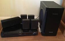 Panasonic SA-BT200 Home Cinema System Surround Sound Blu-Ray Player FREE P&P