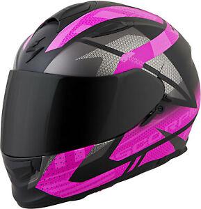 Scorpion Exo-T510 Full-Face Fury Helmet Black Pink