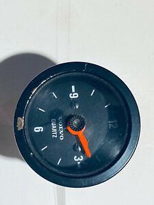 VDO Volvo 52mm gauge/dash replacement clock for 1986-93 Volvo 240 sedan or Wagon
