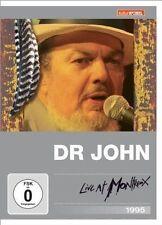 Dr. John - Live At Montreux 1995 +++ DVD+++NEU+++OVP